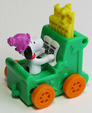 LOOSE McDonald's Happy Meal 1994 Happy Birthday Train PEANUTS Snoopy Sgl Toy