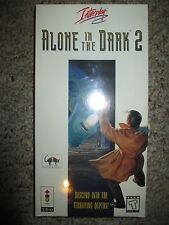 Alone In The Dark 2  (Panasonic 3DO, 1996) NEW in Box Sealed
