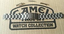 KIT Camel Trophy Metallic Strap 18mm with end link piece NOT curved for L2 (New)