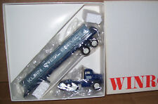1984 Klein Steel Winross Diecast Flat Bed Truck With Beam Load