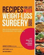 Recipes for Life after Weight-Loss Surgery : Delicious Dishes for Nourishing...