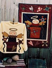 Meme's Quilts - Potted Angels Pattern FREE US SHIPPING