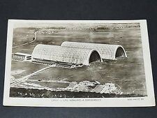 CPA 1930-1939 AVIATION AVION ORLY HANGAR A DIRIGEABLES