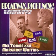 Broadway, Right Now! [5031344003100] New CD