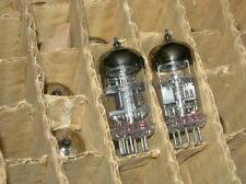 2x 6S45P-E / WE437  Triod Tubes NOS same date codes OTK