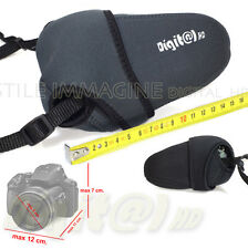 CUSTODIA BORSA BRIDGE NEOPRENE DOUBLEFACE COMPATIBILE Sony Pentax LUMIX FUJI