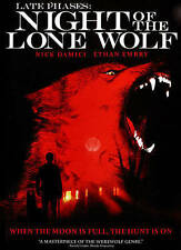 NIGHT OF THE LONE WOLF 2015 Horror dvd ETHAN EMBRY Tina Louise Werewolves