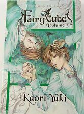 Manga FAIRY CUBE tome 3 Tonkam éditions en Français VF très bon état tbe