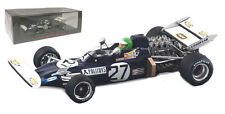 Spark S3376 March 711 'Frank Williams Racing' Spanish GP 1971 - Pescarolo 1/43