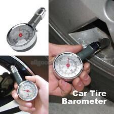 Car Motorcycle Vehicle Tire Test Air Pressure Gauge Dial Meter Tester Messure