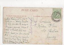 Miss Lempriere Minden Place St Helier Jersey 1905 321b