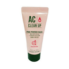 [ETUDE HOUSE] AC Clean Up Pink Powder Mask Sample - 20ml