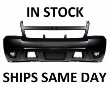 New Primered Front Bumper Cover Fascia 2007-2014 Chevy Suburban Tahoe Avalanche