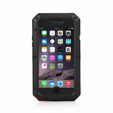New Water/Shock/Dust Proof Gorilla Glass Aluminum Metal Case For iPhone 6S Plus