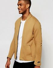 Nike Sportswear Tech Fleece Cardigan Size S Tan 744481 245