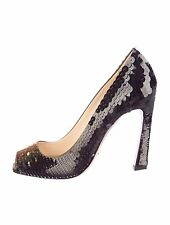 NIB Prada Sequin Pumps Size 6 / 36 Authentic - $820