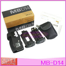 MB-D14 Battery Grip For NIKON D600 D610 Camera as EN-EL15 battery