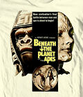 Beneath the Planet of the Apes T-shirt retro sci fi horror 70's movie cotton tee