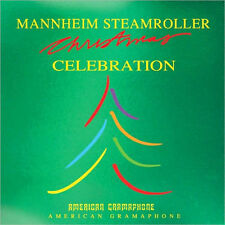 MANNHEIM STEAMROLLER - CELEBRATION - CD - Sealed