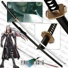 "Final Fantasy Masamune Sephiroth's Sword 68"" With Wooden Stand"