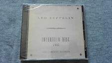 "LED ZEPPELIN – ""Interview Disc 2003"". PROMOTIONAL CD"