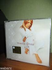 MIETTA SHISA CD SINGLE SINGOLO NUOVO SIGILLATO