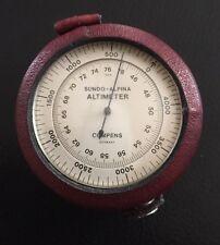 Höhenmesser mit Kompass Sundo Alpina Altimeter + Recta
