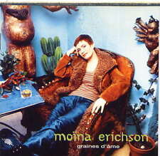 MOÏNA ERICHSON -  Graines d'ame - CD album