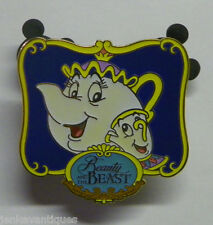 DISNEY Beauty and the Beast - Mrs. Potts & Chip - Magical Musical Moments Pin