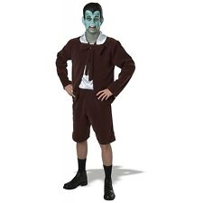 Eddie Munster Costume Adult The Munsters Funny Vampire Halloween Fancy Dress