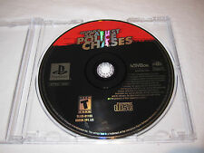 World's Scariest Police Chases (PlayStation PS1) Game in Plain Case Nice!