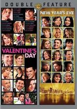Valentine's Day/New Year's Eve (DVD, 2014, 2-Disc Set)NEW