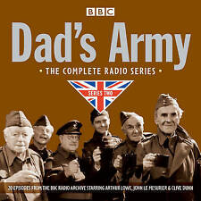 CROFT,JIMMY PER-DAD`S ARMY: COMPLETE S2 (TRD CD)  CD NEW