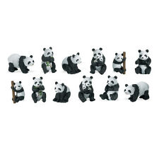 Pandas Toob Mini Figures Safari Ltd NEW Toys Educational Figurines