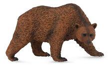 CollectA 88560 Kodiak Brown Bear Wild Animal Figurine New Replica - NIP