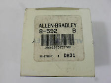 New Surplus Allen Bradley 8-592 SER B
