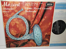 SXL 6330 Mozart Serenades Volume 1 Vienna Mozart Ensemble Boskovsky WB