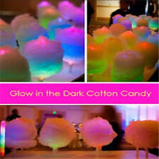 10pcs/lot LED Sticks Glow Cotton Candy Cone Fairy Floss Sticks For Wedding Party