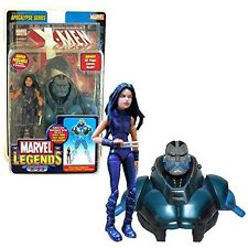 "Marvel legends apocalypse series X-23 6"" coffret toy figure, wolverine, logan"
