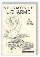 Legein carnet croquis Automobile de Charme Point Image signe