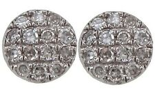 Bliss by Damiani 'Costellazione' 18K White Gold Diamond Earrings 20047471