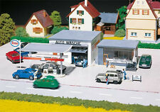 130296 Faller HO Kit of a Filling station and car wash - NEW