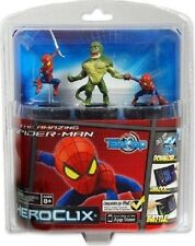 THE AMAZING SPIDER-MAN. Heroclix. 3 PACK