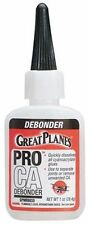 Pro CA Debonder 1 oz by Great Planes GPMR6039