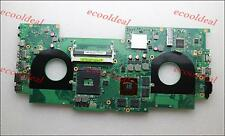 For Asus G46VW Laptop Motherboard 60-NMMMB1100-E02 69N0N8M11E02 nVIDIA GTX 660M