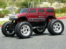 #7165 HUMMER H2 CLEAR BODY (Traxxas Associated Losi Axial HPI Tamiya)