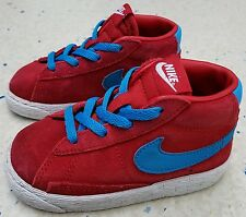 Toddler Nike Blazer Vintage Boys/Girls Infant HiTop Trainers Size 6