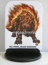 Pathfinder Battles Pawns / Tokens - #044 Hell Hound, Nessian Warhound - Giantsla