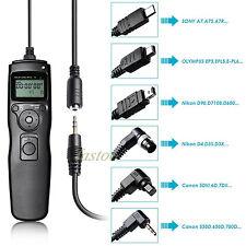Timer Remote Control Shutter Release For Canon 600D/60D/550D/500D/450D/700D/70D