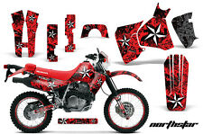AMR Racing Honda XR 650L Graphic Decal Number Plate Kit Bike Stickers 93-15 NS R